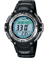 Casio SGW100-1V Twin Sensor Sports Watch with Digital Compass