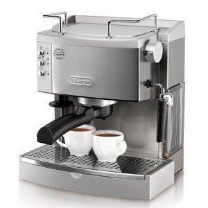 DeLonghi EC702 Esclusivo 15 Bar Pump-Driven Espresso Maker
