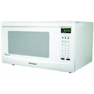 Panasonic NN-SN667W Inverter Family-Size Microwave (1300 watts, 1.2 cu ft., White)