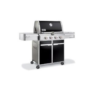 Weber Summit E-420 LP Gas Grill (2010-2011 Model, #7121001)