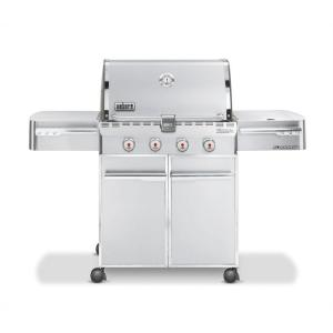 Weber Summit S-420 LP Gas Grill (2010-2011 Model # 7120001)