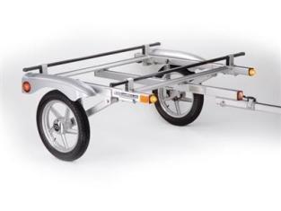 Yakima Rack and Roll 66 Trailer (250lbs capacity)