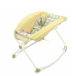 Fisher-Price Newborn Rock 'n Play SleeperSoothe