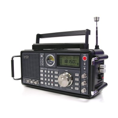Grundig Satellit 750 AM/FM/Shortwave/Aircraft Band Radio with SSB