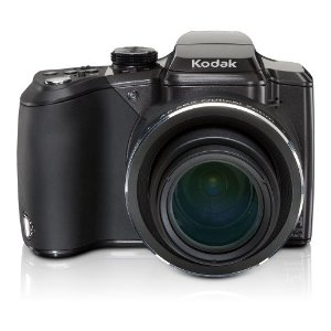 Kodak EasyShare Z981 14MP Camera with Schneider-Kreuznach Variogon 26x Wide Angle Optical IS Zoom Lens