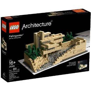 LEGO Architecture Fallingwater Set (21005)