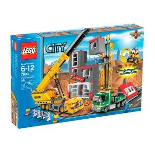 LEGO City Construction Site (7633)