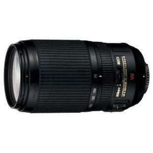 Nikon AF-S Nikkor 70-300mm f/4.5-5.6G ED IF VR Zoom Lens for Nikon DSLRs