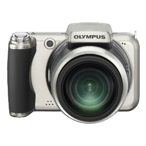 Olympus SP-800UZ 14MP Digital Camera with 30x Wide Angle Dual IS Zoom