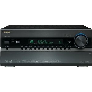 Onkyo TX-NR5007 9.2-Channel Home Network Receiver with Reon VX Chip, THX Ultra2 Plus