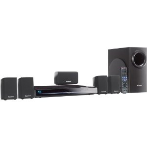 Panasonic SC-BT230 5.1 Channel Home Theater System with Viera Cast