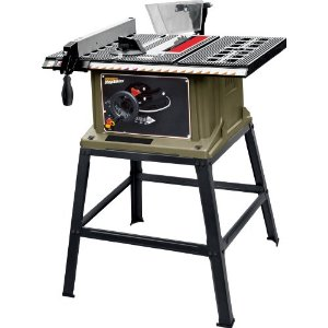 Rockwell RK7240.1 ShopSeries 10 Table Saw with Stand