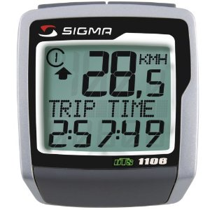 SIGMA DTS BC 1106 Wireless Bike Computer