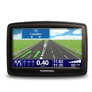 TomTom XXL 540-S WTE (World Traveler Edition) GPS