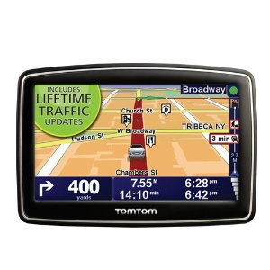 TomTom XXL 540-T (Lifetime Traffic Edition) 5 GPS