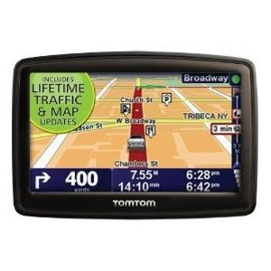 TomTom XXL 540TM WTE World Traveler Edition GPS