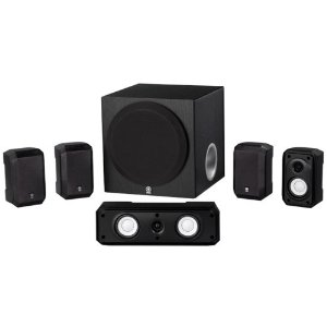 Yamaha NS-SP1800 5.1-Channel Home Theater Speaker System (NS-SP1800BL)