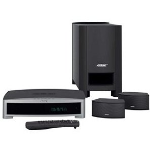 Bose 3-2-1 GS Series III DVD Home Entertainment System