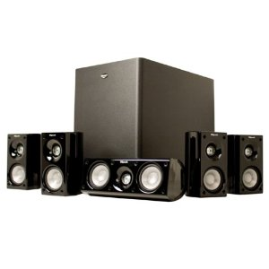 Klipsch HD Theater 500 Home Theater Speakers