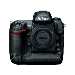 Nikon D3S 12.1MP  DSLR Camera Body (Body Only)