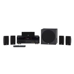 Yamaha YHT-493BL Home Theater System