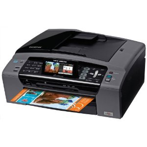 Brother MFC-495CW Inkjet Multifunction Center Wireless Network Printer