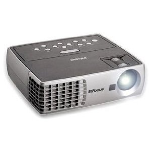 InFocus IN1102 DLP Mobile Business Projector