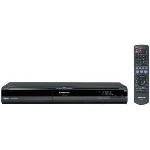 Panasonic DMR-EZ28K DVD Recorder with 1080p Upconversion, VieraLink