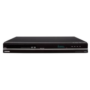 Toshiba DR420 DVD Recorder with 1080p Upconversion