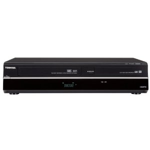 Toshiba DVR620 Upconverting DVD/VHS Recorder