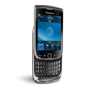Blackberry Torch 9800 Unlocked Phone with Blackberry 6 OS