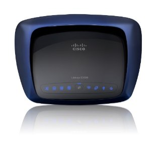Cisco Linksys E3000 Wireless-N Entertainment Router