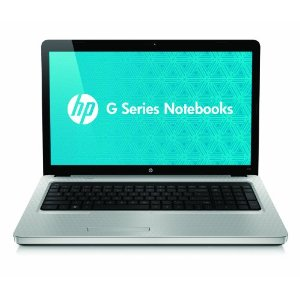 "HP G72-250US G-Series 17.3"" Notebook PC"