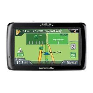 Magellan RoadMate 5045 5 GPS with Lifetime Traffic