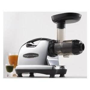 Omega 8006 Nutrition Center HD Masticating Juicer