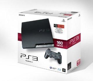 PlayStation 3 Slim 160GB System