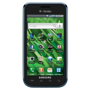 Samsung Vibrant Android Phone (T-Mobile)