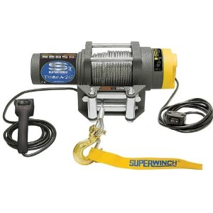 Superwinch Terra 25 ATV Winch with Cable