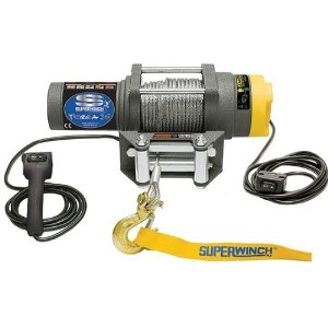 Superwinch Terra 35 ATV Winch with Cable