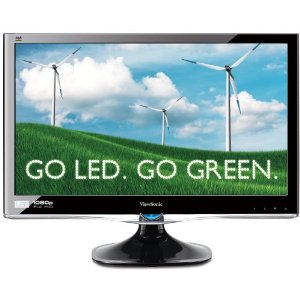 ViewSonic VX2250WM-LED 22 Full HD 1080p LED Monitor