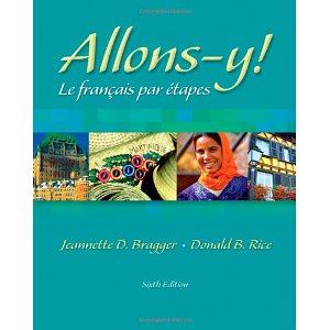Allons-y!: Le Français par étapes (with Audio CD) (6th Edition)