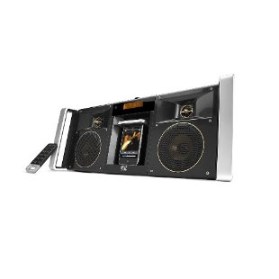 Altec Lansing inMotion MIX iMT800 Digital Boom Box for iPhone, iPod