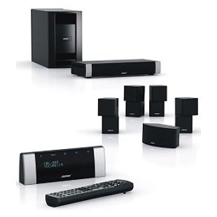 Bose Lifestyle V30 Home Theater System - Black