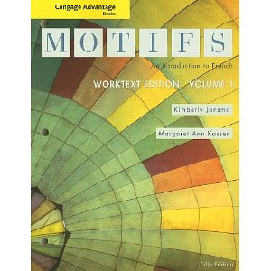 Cengage Advantage Books: Motifs, Volume I (5th Edition)