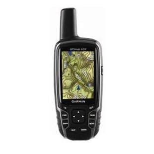 Garmin GPSMap 62st GPS with Topo Maps, Altimeter, and Compass