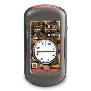 Garmin Oregon 450 GPS