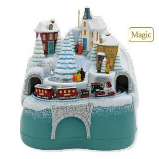 Hallmark Home For The Holidays 2010 Keepsake Magic Collection Ornament (QXG7706)