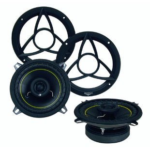 Kicker DS650 6-1/2 50W RMS DS Series 2 Way Car Speaker