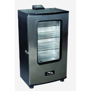Masterbuilt 30 Electric Smokehouse Smoker with Window (20070110)