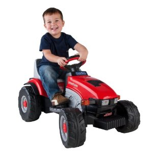 Peg Perego Lil' Red Tractor (IGED1068)